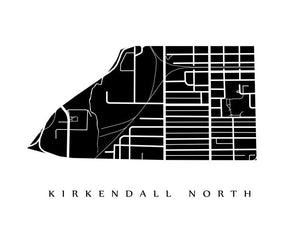 Kirkendall North, Hamilton