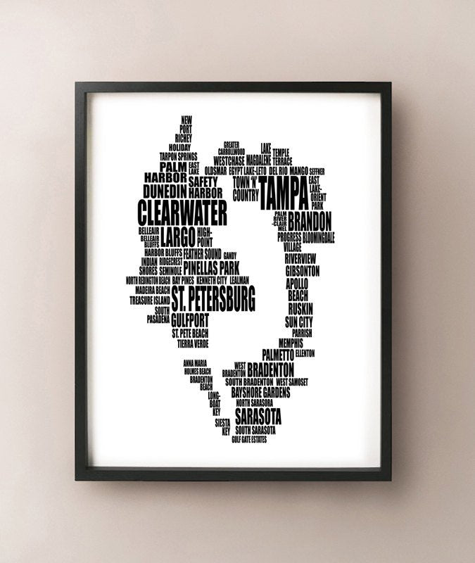 Tampa Bay Typography