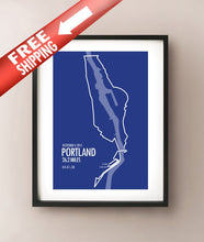 Load image into Gallery viewer, Portland Marathon 2015