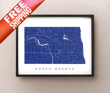 Load image into Gallery viewer, North Dakota