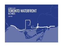Load image into Gallery viewer, Toronto Waterfront Marathon 2015