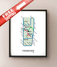 Load image into Gallery viewer, Vermont Metro