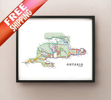 Load image into Gallery viewer, Ontario Metro