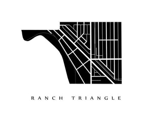 Ranch Triangle, Chicago