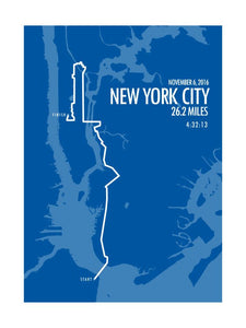 New York City Marathon 2016
