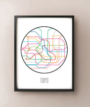 Load image into Gallery viewer, Tokyo Minimalist Metro