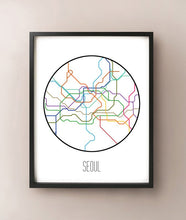 Load image into Gallery viewer, Seoul Minimalist Metro
