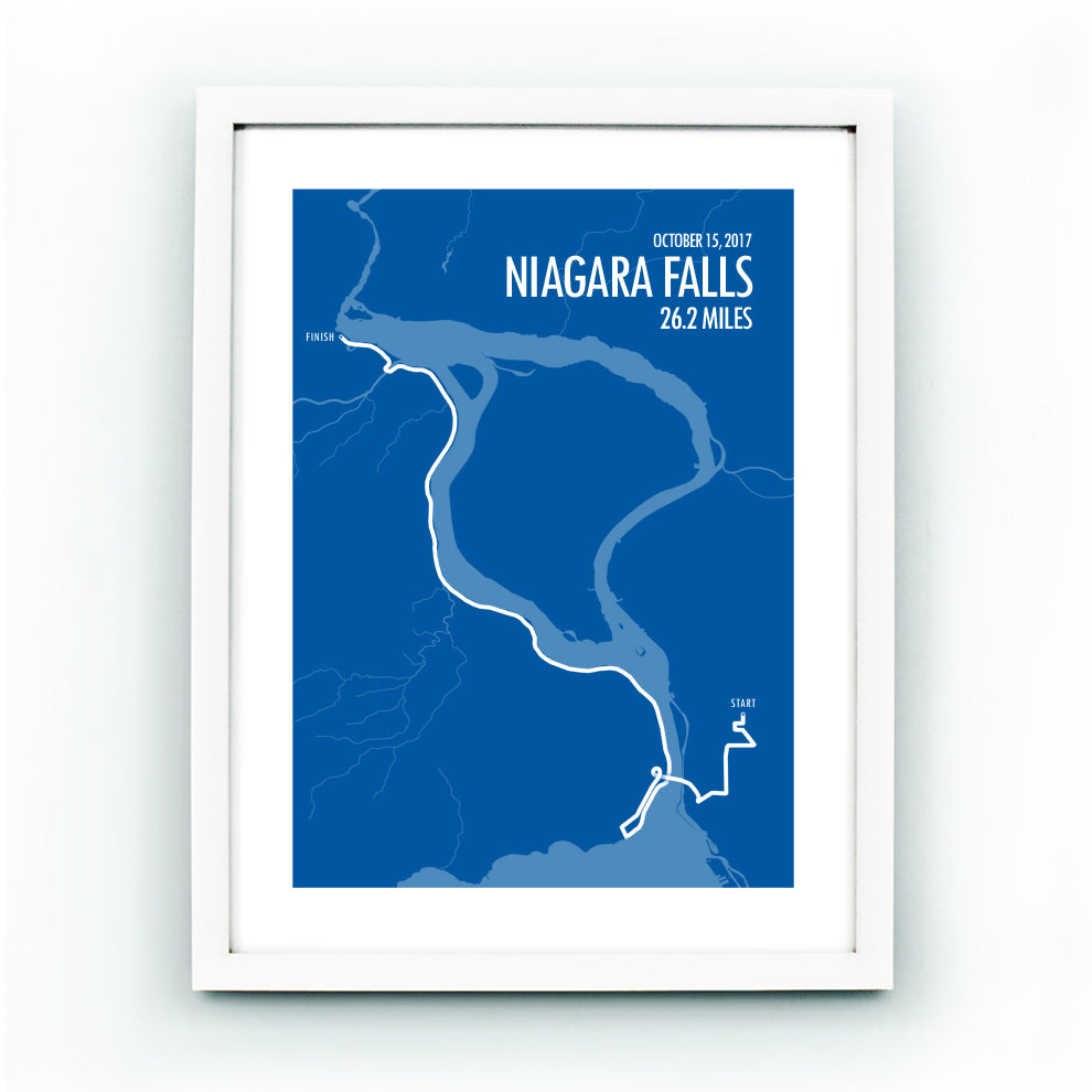 Niagara Falls International Marathon 2017