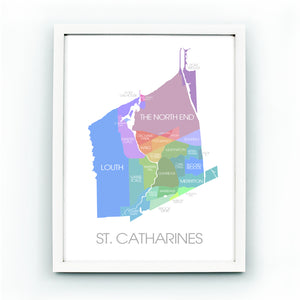 St. Catharines Neighbourhoods