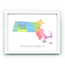 Load image into Gallery viewer, Massachusetts Multicolor