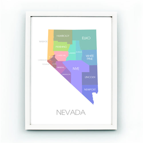 Nevada Multicolor