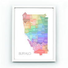 Load image into Gallery viewer, Buffalo Neighborhoods
