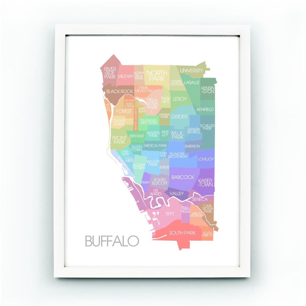 Buffalo Neighborhoods