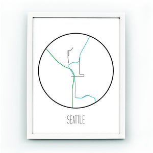 Seattle Minimalist Metro