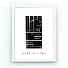 Load image into Gallery viewer, West DePaul, Chicago