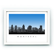 Load image into Gallery viewer, Montreal Skyline