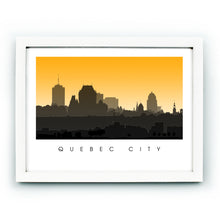 Load image into Gallery viewer, Quebec City Skyline