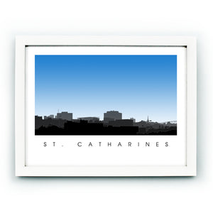 St. Catharines Skyline
