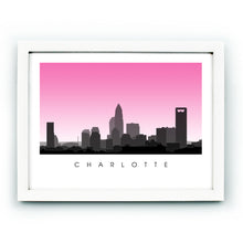 Load image into Gallery viewer, Charlotte Skyline