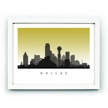 Load image into Gallery viewer, Dallas Skyline