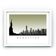 Load image into Gallery viewer, Lower Manhattan Skyline
