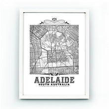 Load image into Gallery viewer, Adelaide Vintage B&W