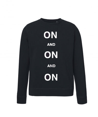 ON AND ON AND ON HOODIE