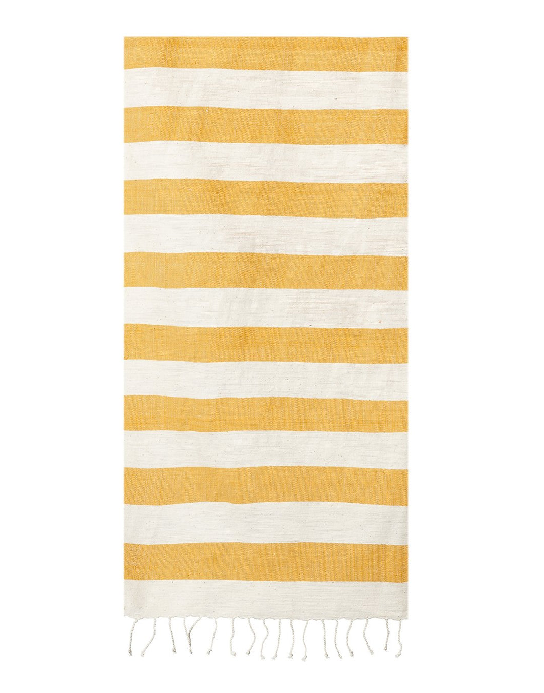 Omo Striped Beach Towel