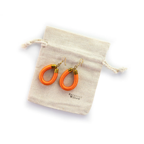 Swala Hooped Earrings