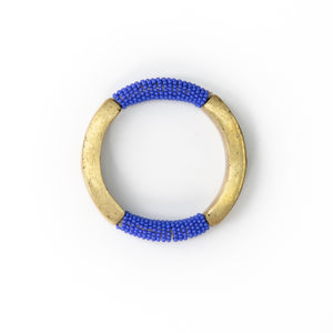 Musa Bangle (Brass)