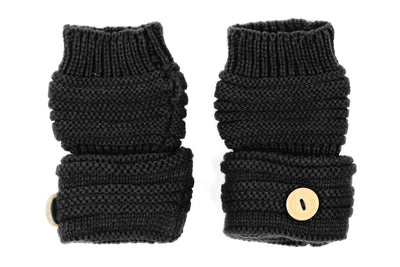 Womens Fingerless Hand Warmer Gloves
