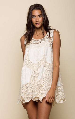 Gracey Sleeveless Tunic