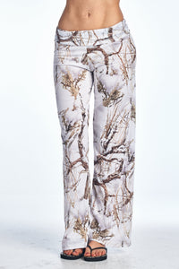 Authentic True Timber White Pants