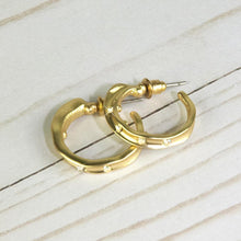 Laly Earrings-Gold