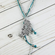 Rodeo Bling Necklace- Serenity