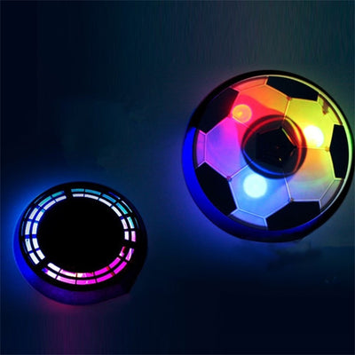 18CM Funny LED Light Flashing Football