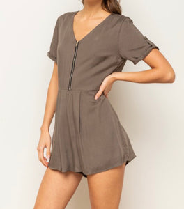 Zip Me Up Romper