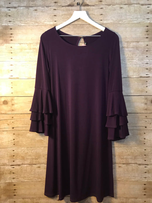 Bell Sleeve Babe Dress