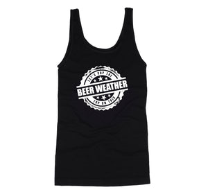 'Beer Weather' Tank Top