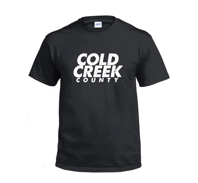 Cold Creek County Bold T-Shirt