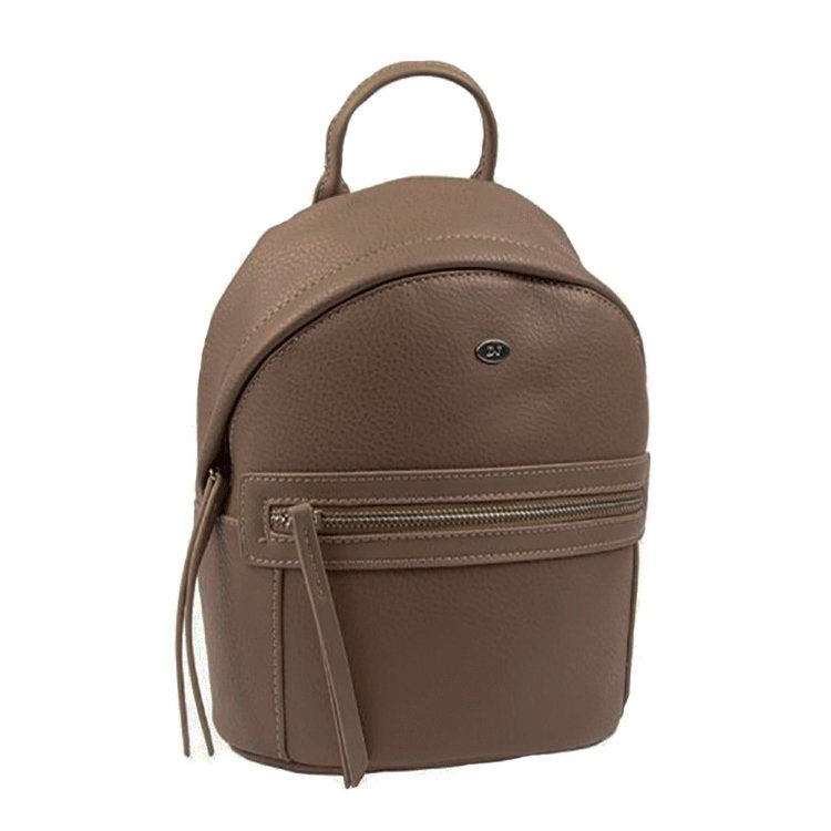 MOJO Brown Leather Backpack