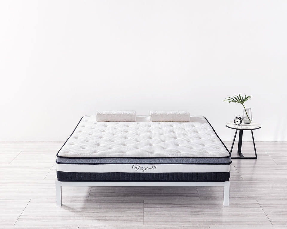 Vesgantti mattress onlne sale : A Better Place to Sleep. Try risk-free for 100 nights