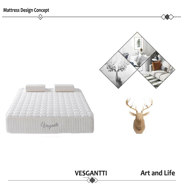 Vesgantti® Mattresses UK| Try Risk-Free For 100 Nights‎