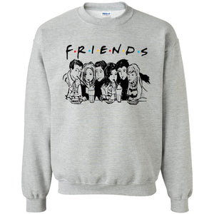 Custom Friend Sweater -Sweatshirts - Amazing Tshirt Shop