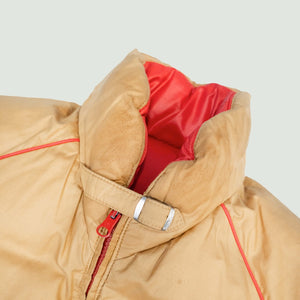 Moncler X Asics Reversible Puffer Jacket | before midnight vintage