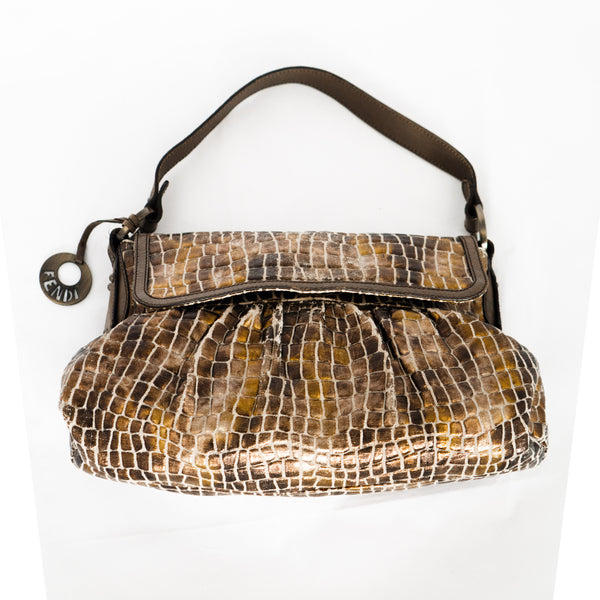 Fendi shoulder bag | before midnight vintage