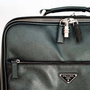 Prada Carry-On Suitcase | before midnight vintage