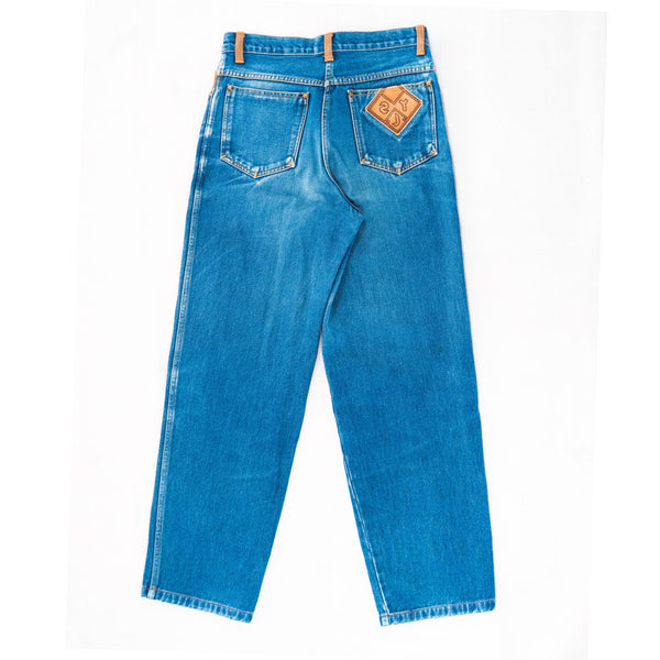 Yves Saint Laurent Jeans | before midnight vintage