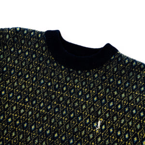 Yves Saint Laurent sweater | before midnight vintage