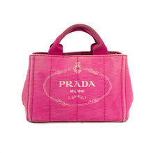 Load image into Gallery viewer, Prada pink bag | before midnight vintage